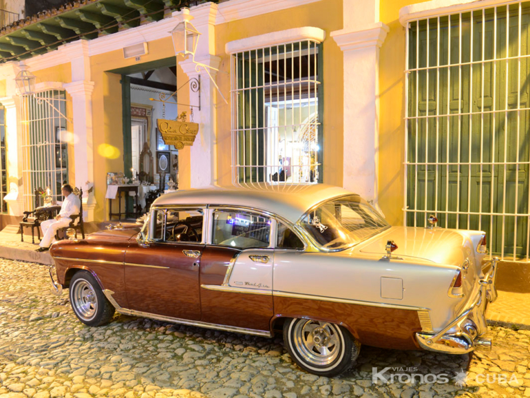 "Trinidad  Private Tour in American Classic Cars - ""Trinidad"" Private Tour in American Classic Cars"