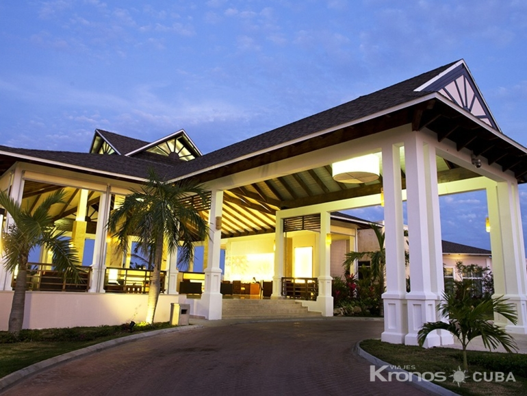 Royalton Cayo Santa María Resort & Spa hotel entrace - Royalton Cayo Santa María Resort & Spa Hotel