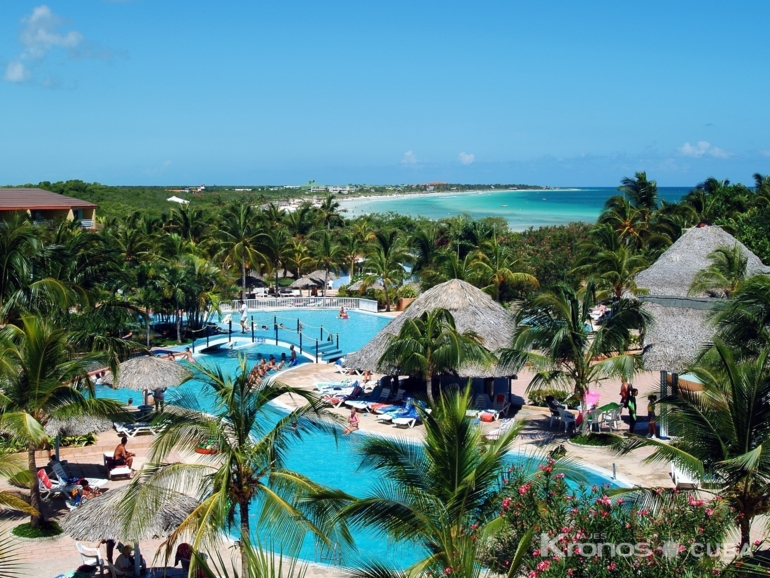 Panoramic hotel view - Sol Cayo Coco All Inclusive Hotel