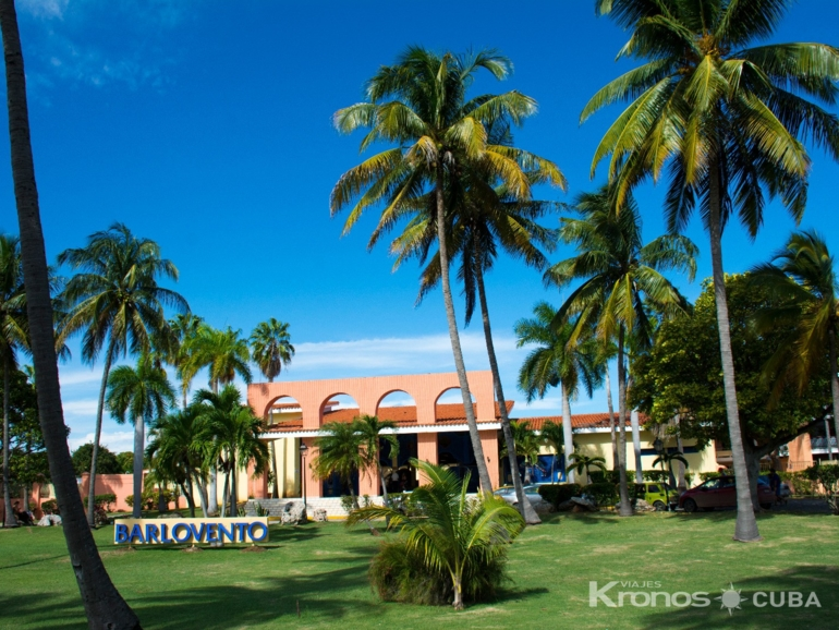 Hotel entrance panoramic view - Roc Barlovento Hotel