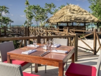 Gastronomic services at the beach
