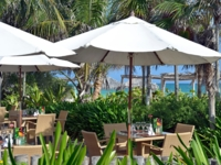 Beach Grill restaurant Arena Real