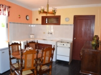 House dinning-kitchen room