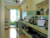 House's kitchen view