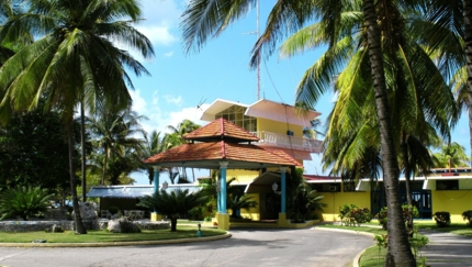 Hotel entrace