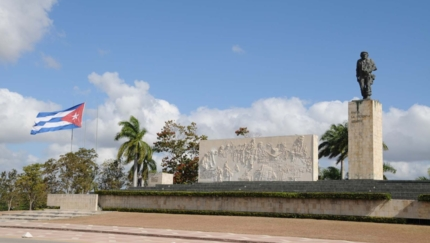 Ernesto Che Guevara Mausoleum panoramic view, Santa Clara City
