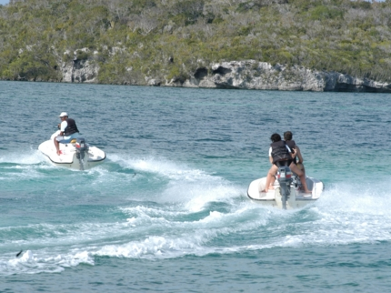 Marine adventure tour at Cayo Las Brujas