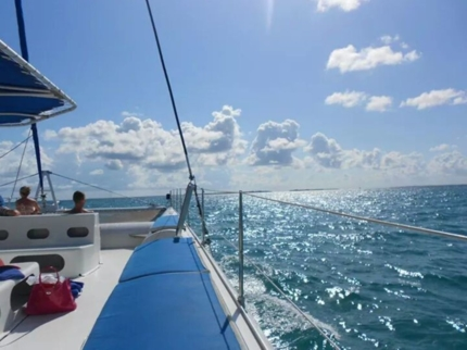 """Exclusive Catamaran (Half Day)"" Tour"
