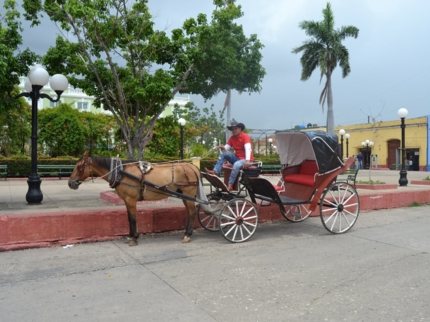 """""""Colonial Carriage in Trinidad"""" Tour"""