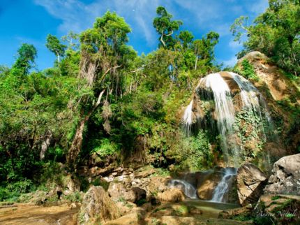 "Soroa Waterfall - ""Spring of life"" Trail tour, Soroa"