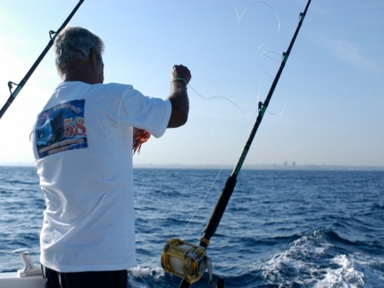 Fishing in Jardines del Rey Tour