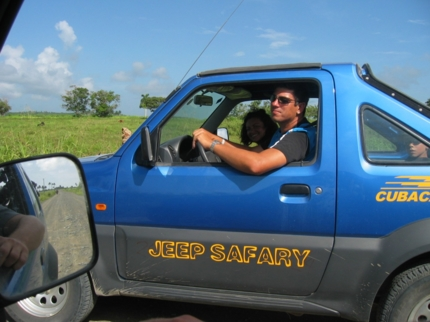 Jeep Safari Nature Tour Three Cities