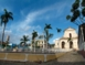 Trinidad mayor square panoramic view, Trinidad city